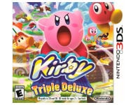 Kirby: Triple Deluxe - 3DS/2DS Game