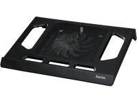 """Βάση Laptop Cooler 17.3"""" Hama 53070 Μαύρο"""