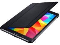 """Θήκη Samsung Galaxy Tab 4 8"""" - Samsung Book Cover - Μαύρο"""