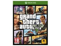 Xbox One Used Game: Grand Theft Auto V