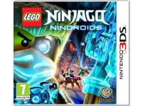 LEGO Ninjago Nindroids - 3DS/2DS Game