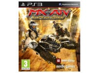MX Vs ATV: Supercross - PS3 Game