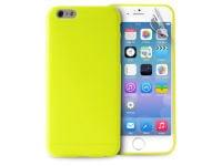 Θήκη iPhone 6/6S & Μεμβράνη οθόνης - Puro UltraSlim 0.3 Cover IPC64703GRN Πράσινο