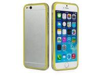 Θήκη iPhone 6/6S - SBS Bumper Cover TEBUMPERIP647Y Κίτρινο
