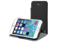 Θήκη iPhone 6/6S - SBS Book Stand Case TEBOOKSTIP647K Μαύρο