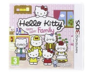 Hello Kitty Happy Family - 3DS Game