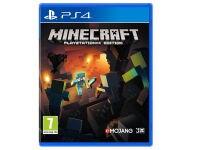 Minecraft - PS4 Game
