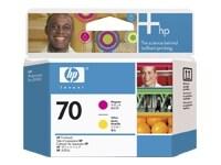 HP Inkjet 70 Κίτρινο. ματζέντα