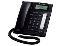 Panasonic KX-TS880EXB Ενσύρματο Τηλέφωνο Μαύρο