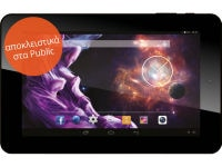 "eStar Easy IPS Quad Core Plastic Tablet 7"" 8GB Μαύρο"