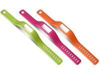 Garmin Vivofit Fitness Wrist Strap Large Πράσινο Πορτοκαλί Ροζ
