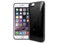 Θήκη iPhone 6/6S Plus - iLuv Selfy Case AI6PSELFBK Μαύρο