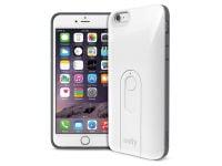 Θήκη iPhone 6/6S Plus - iLuv Selfy Case AI6PSELFWH Λευκό
