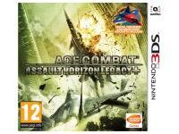 Ace Combat: Assault Horizon Legacy Plus - 3DS/2DS Game