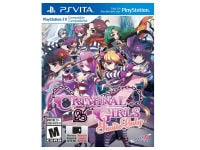 Criminal Girls Invite Only - PS Vita Game