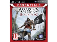 Assassin's Creed: Black Flag Essentials - PS3 Game