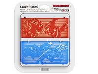 New Nintendo 3DS Coverplate - Pokemon ORAS