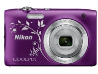 Camera Nikon Coolpix S2900 LineArt Μωβ