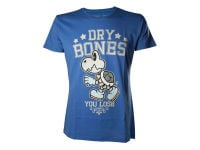 T-Shirt Nintendo Dry Bones Μπλε - XL