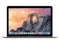 "Laptop Apple MacBook MJY42GR/A - 12"" (M/8GB/512GB/HD 5300)"