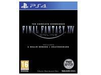Final Fantasy XIV Online: Heavensward & Realm Reborn - PS4 Game