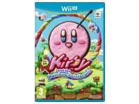 Kirby and the Rainbow Paintbrush - Wii U Game