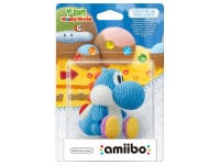 Φιγούρα Yarn Yoshi Μπλε - Nintendo Amiibo