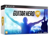 Guitar Hero LiveΚιθάρα - PS3 Game