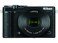 Mirrorless Camera Nikon 1 J5 10-30mm - Μαύρο