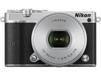 Mirrorless Camera Nikon 1 J5 10-30mm - Ασημί
