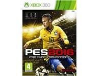Xbox 360 Used Game: Pro Evolution Soccer 2016