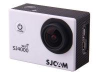 Action Camera SJCAM WiFi Λευκό SJ4000