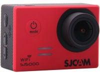 Action Camera SJCAM WiFi Κόκκινο SJ5000