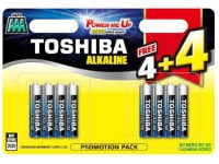 Μπαταρία Toshiba 4+4 BP8MS4F ΑΑA R03