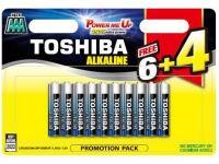 Μπαταρία Toshiba 6+4 BP10MS4F ΑΑA R03