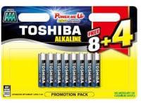 Μπαταρία Toshiba 8+4 BP12MS4F ΑΑA R03