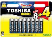Μπαταρία Toshiba 8+4 BP12MS4F ΑA LR6