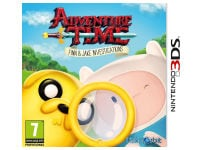 Adventure Time - Finn and Jake Investigations - 3DS Game