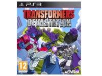 Transformers Devastation - PS3 Game