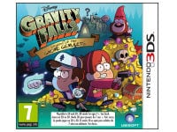 Gravity Falls Legend of the Gnome Gemulets - 3DS/2DS Game