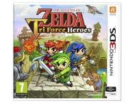 The Legend of Zelda - TriForce Heroes - 3DS/2DS Game