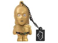 USB Stick Tribe C-3PO 16GB 2.0 Χρυσό