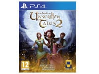 The Book of Unwritten Tales 2 - PS4 Game