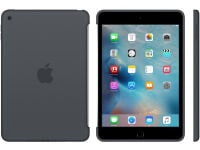 Apple Silicone Case - Θήκη iPad mini 4 Charcoal Gray (MKLK2ZM/A)