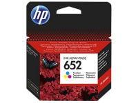 Μελάνι Έγχρωμο HP 652 (F6V24A)