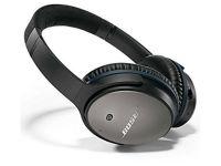 Ασύρματα Ακουστικά Κεφαλής Bose QuietComfort 25 Μαύρο