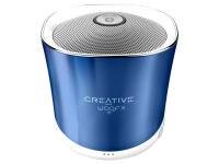 Φορητά Ηχεία Creative Woof 3 Μπλε