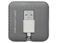 Καλώδιο & Powerbank σε ένα - micro USB to USB καλώδιο - Native Union Light 800