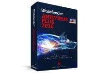 Bitdefender Antivirus 2016 - 1 έτος (3 PC)