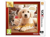 Nintendogs + Cats: Golden Retriever and New Friends Selects - 3DS/2DS Game
